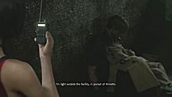 گیم پلی بازی Resident Evil 2 Remake - قسمت چهارم - Leon