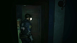 گیم پلی بازی Resident Evil 2 Remake - قسمت اول - Leon