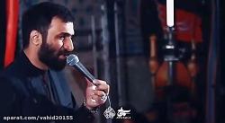 شعرخوانی سوزناک صابر خراسانی - ایام فاطمیه