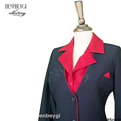 لباس فرم آژانس هواپیمایی و فروشگاهی با بندوز (بن بیگی)