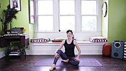 ورزش یوگا - تمرینات یوگ...