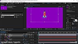 دانلود کورس After Effects - انیمیشن موقعیت امیتر