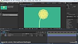 دانلود آموزش After Effects - ایجاد مسیرهای نوشتن روی...
