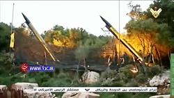 موشک خیبر-۱ حزب الله لبنان