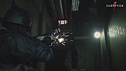 تریلر 4th Survivor بازی Resident Evil 2 - بازی مگ