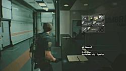 گیم پلی بازی Resident Evil 2 Remake - قسمت ششم - Leon
