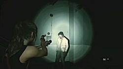 گیم پلی بازی Resident Evil 2 Remake - قسمت پنجم - Claire