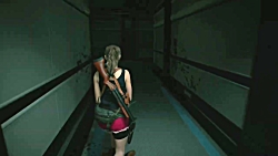 گیم پلی بازی Resident Evil 2 Remake - قسمت ششم (آخر) - Claire