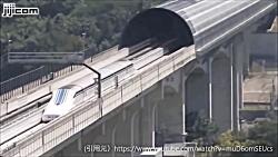 سریعترین قطار ژاپنی با سرعت 600 کیلومتر در ساعت