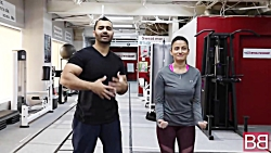 ورزش در منزل - تمرینات لاغری بانوان در منزل
