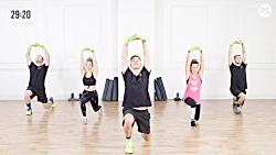 ورزش در منزل - تمرینات بوکس در خانه