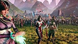 تریلر سینماتیک جدید بازی League of Legends