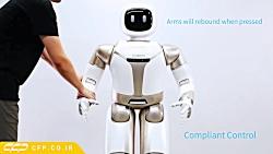 ربات Walker: ربات انسان نما هوشمند (چین)