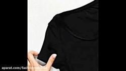 ترفند خیاطی (استایل جدید با لباس قدیمی)