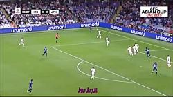 گل اوساکو به ایران (ایران 0-1 ژاپن)