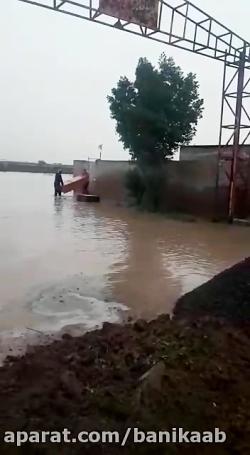 رفیع الرفیع خوزستان سیل سیل بند کرخه دزفول زلزله سیل حادثه
