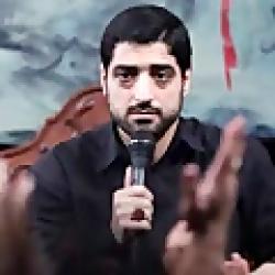 مداحی حاج سید مجید بنی فاطمه به نام خداحافظ ای همه نفسم