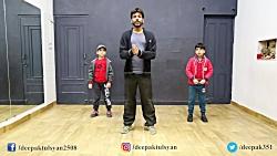 آموزش رقص کودکان