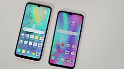 Honor 10 Lite vs Huawei P Smart 2019