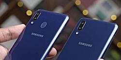 جعبه گشایی و نگاه اول به موبایل Samsung Galaxy M20 و Samsung Galaxy M10