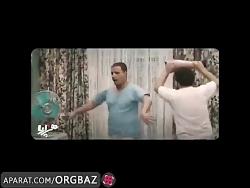 رقص جواد عزتی و رضا عطا...