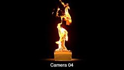 پشت صحنه ویدیوی تبلیغاتی اپل