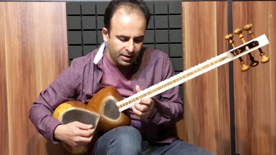 مخالف دستگاه چهارگاه ردیف آوازی عبدالله دوامی تار نیما فریدونی