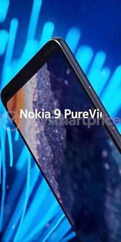 ویدیوی معرفی Nokia 9 PureView