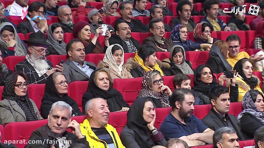 تصویر از افتتاحیه جشنواره فیلم فجر