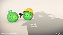 کارتون dream house | piggy tales