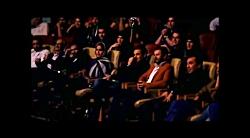 #شوخی با (# محمدرضا گلزار ) در #کنسرت #خنده# برج #میلاد