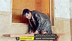 استخر رفتن جواد عزتی در...