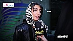 فجر۹۷ | لیلا زارع: «ندا» درد مشترک دختران ایران و جهان است