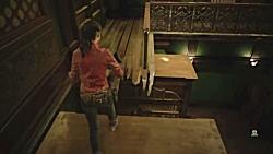 گیم پلی بازی Resident Evil 2 REMAKE Claire Story - پارت 6