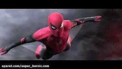 اولین تریلر مرد عنکبوت...
