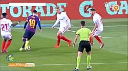 فوتبال 120  گل های بازی های مهم دور برگشت یک چهارم جام حذفی اسپانیا