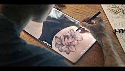 نمایش گوشی تاشوی سامسونگ در یک تیزر ویدیویی