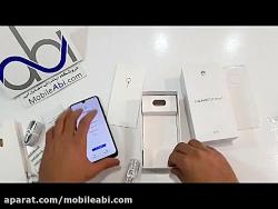 جعبه گشایی گوشی Huawei P Smart 2019 - موبایل آبی