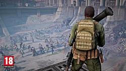 تریلر جدید بازی World War Z و هجوم زامبی ها