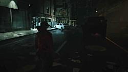 گیم پلی بازی RESIDENT EVIL 2 REMAKE