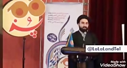 شعر طنز سیدمحمد حسینی در محفل طنز قمپز