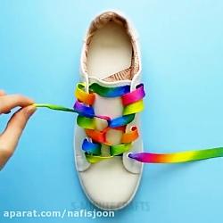 39 ترفند جالب برای کفش خانم ها