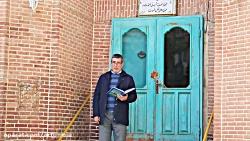 شعر خوانی دکتر ضیائی از شاعران و نویسندگان برجسته شهر ارومیه