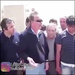 ناصر حجازی مسئولین را ر...