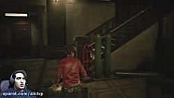 پارت 9 بازی رزیدنت اویل 2 کمپین دوم | resident evil 2 remake