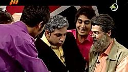 خنده بازار 025 -برنامه هفت مهران مدیری و فریدون جیرانی و مسعود فراستی