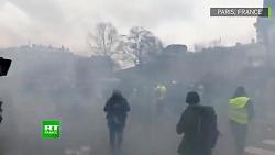 آتش زدن پرچم اتحادیه ار...