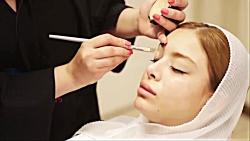آموزش آرایش چشم - سایه زدن