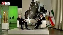 گفتگوی مسعود دهنمکی با محمد هاشمی در برنامه چهل 22