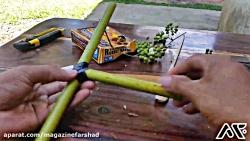 ساخت نـی با بامبو در کانال DSB channel